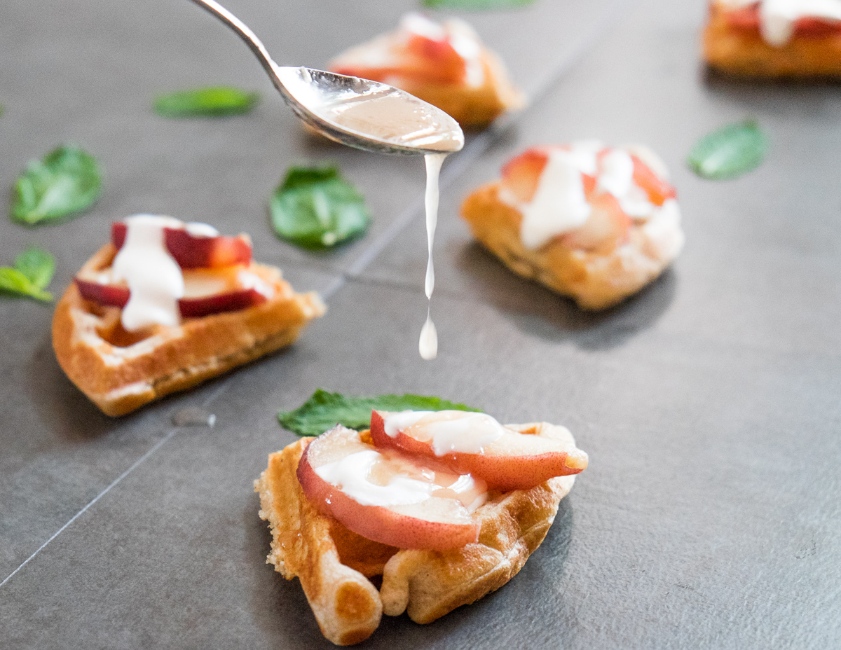 peaches-cream-waffles