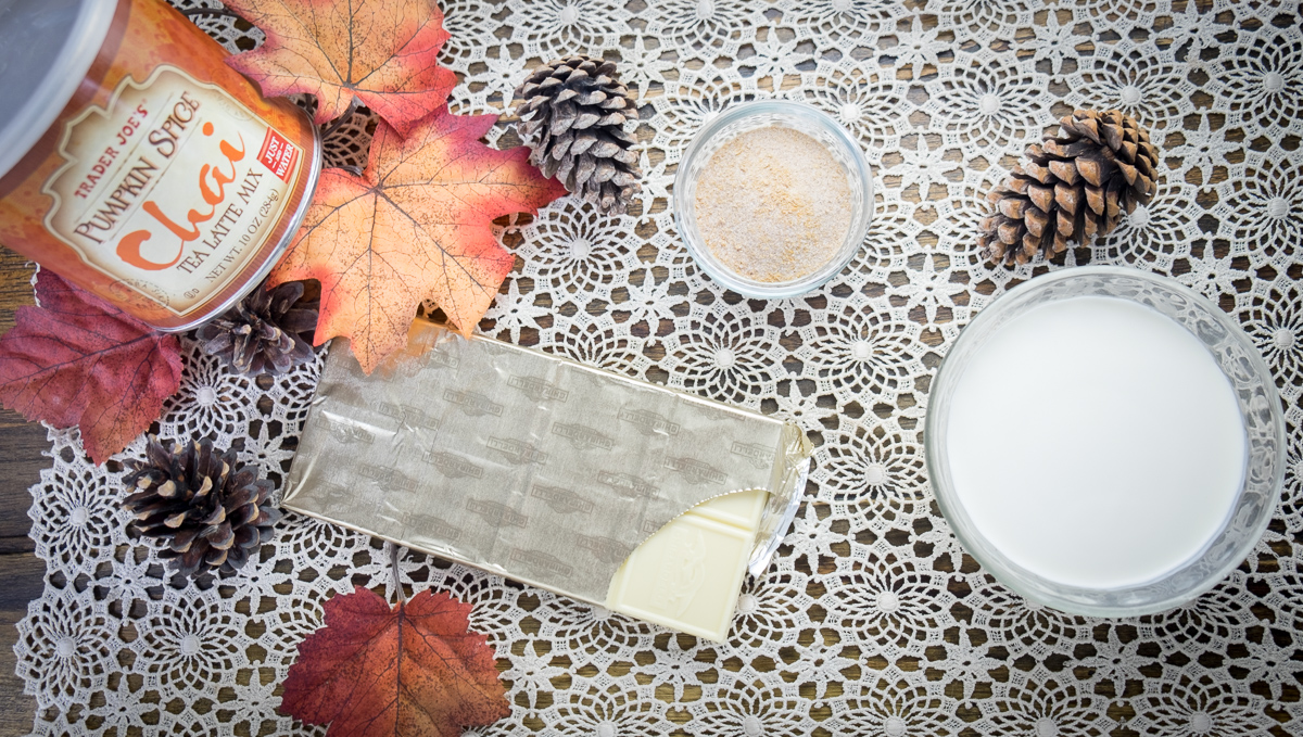 Pumpkin Chai Latte Petit Fours Ganache Ingredients.jpg
