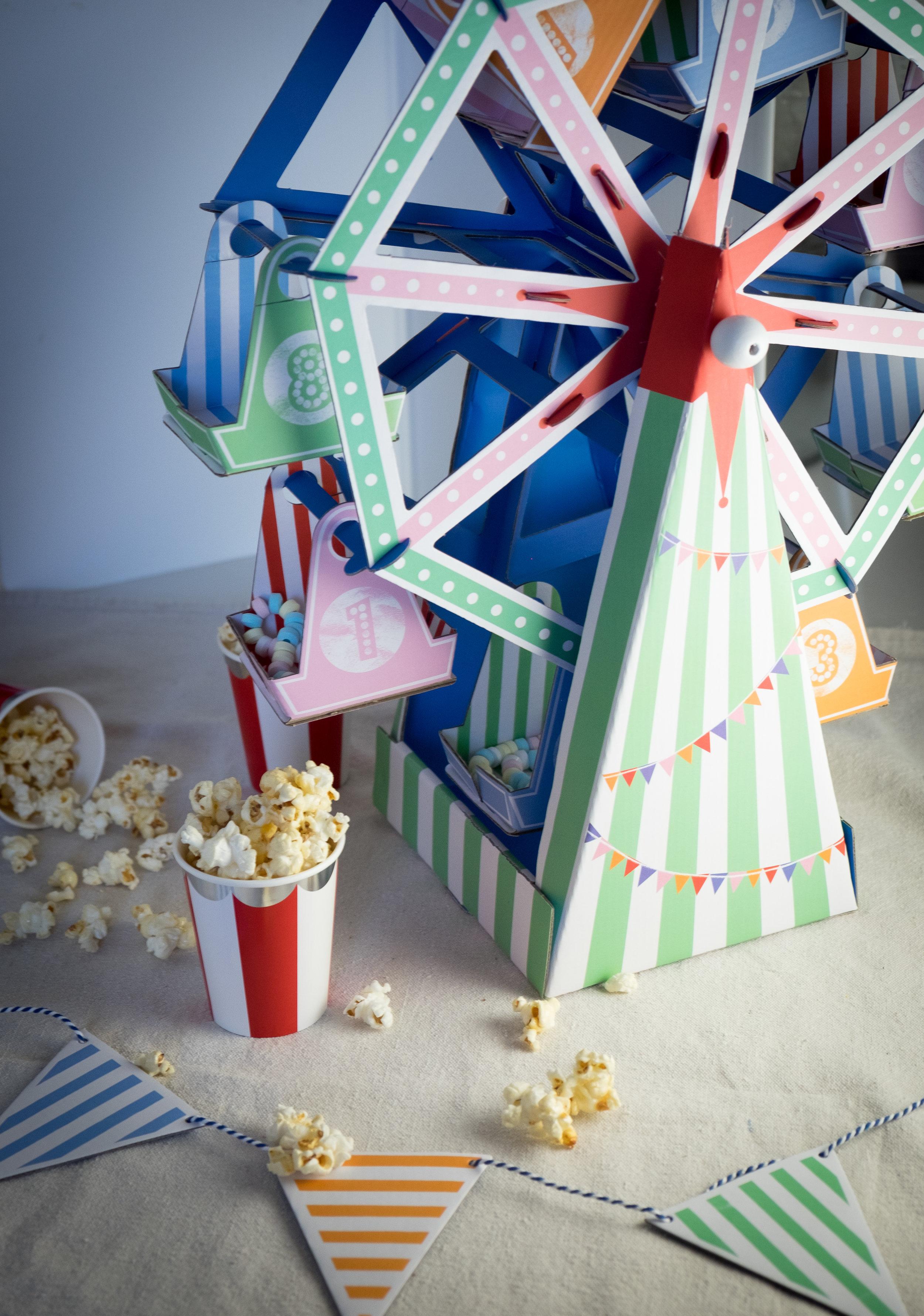 carnival-birthday-ferris-wheel-kids-party