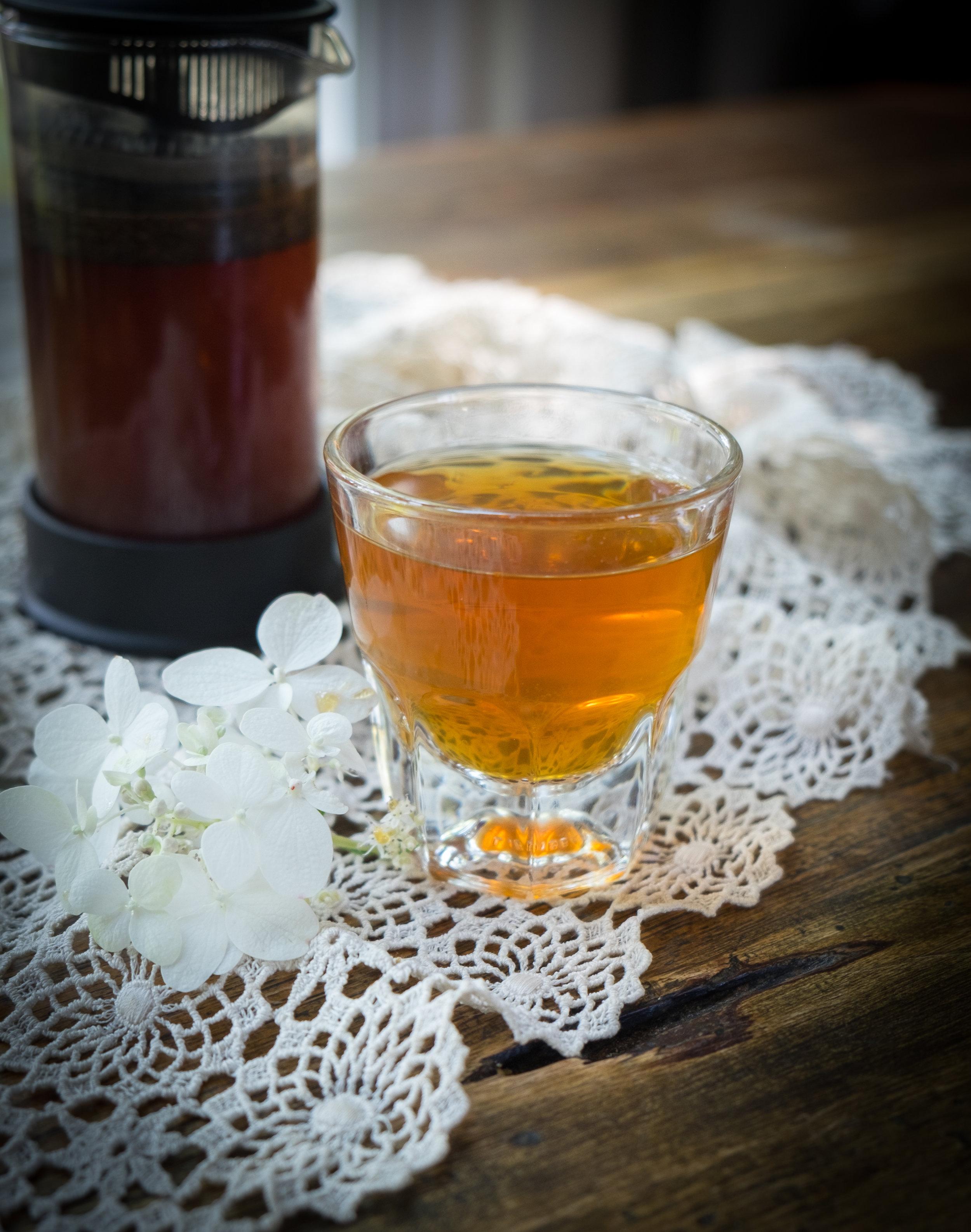 orange-marmalade-Irish-whiskey-honey-cakes