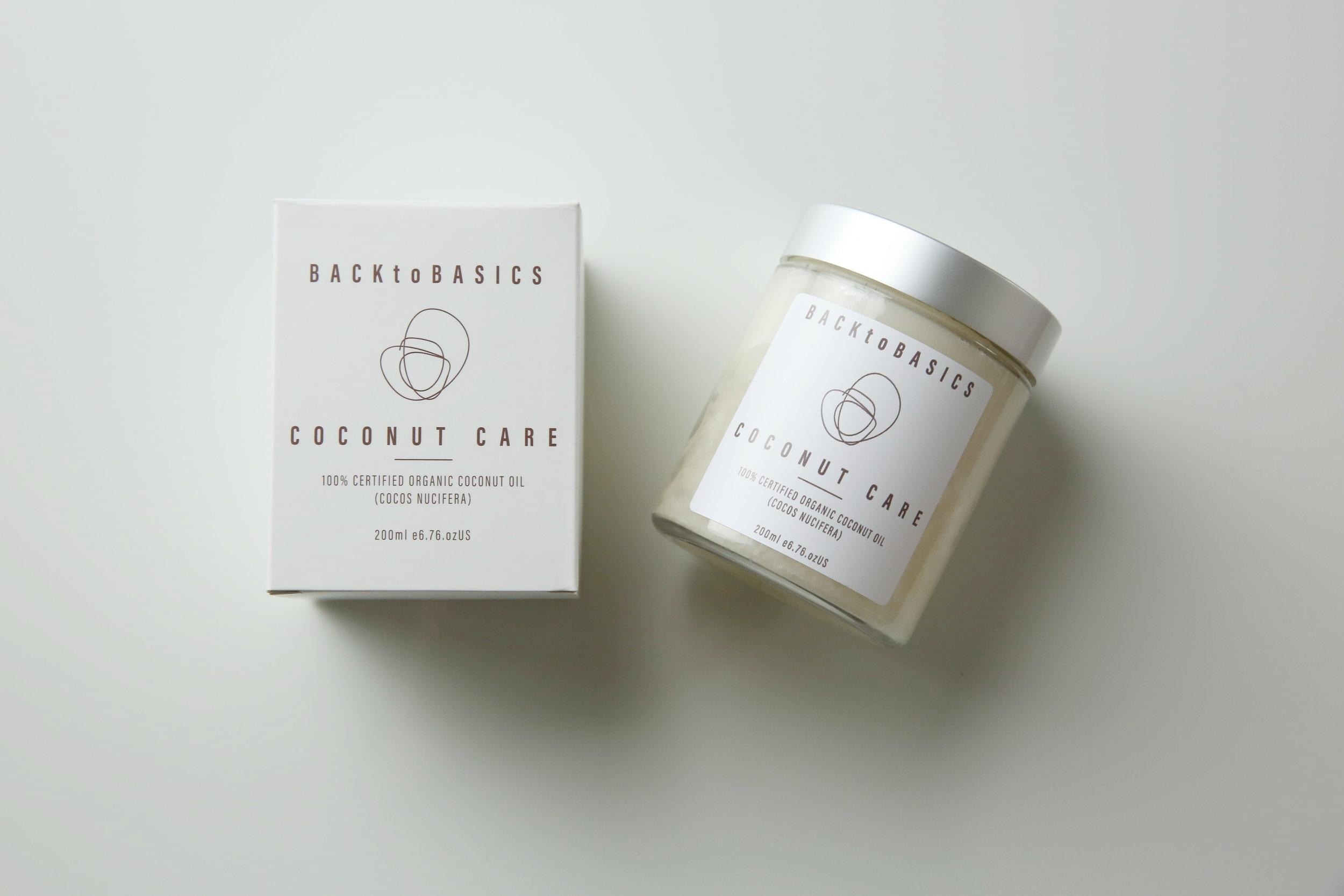 100% Certified Organic Virgin Coconut Oil - Coconut Care