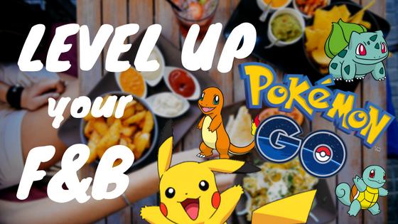 Level Up Your Restaurant Sales with Pokémon Go!