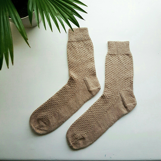 My favourite basic sock pattern: Hermione's Everyday Socks