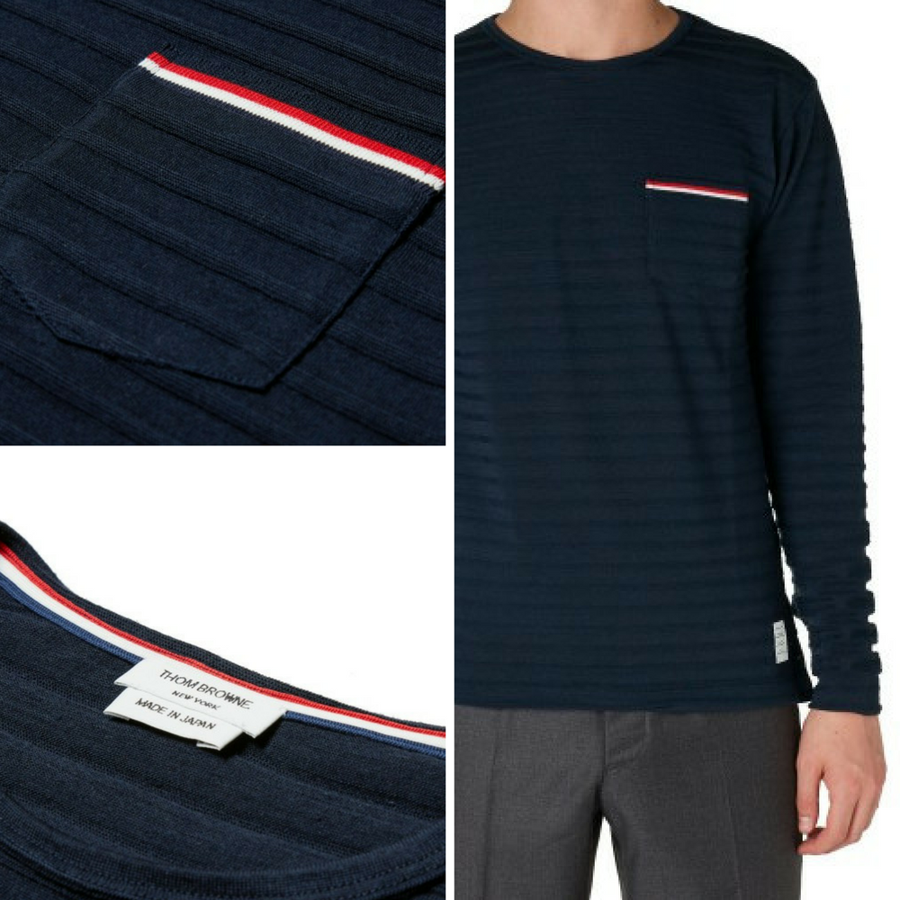 Sweater by  Thom Browne