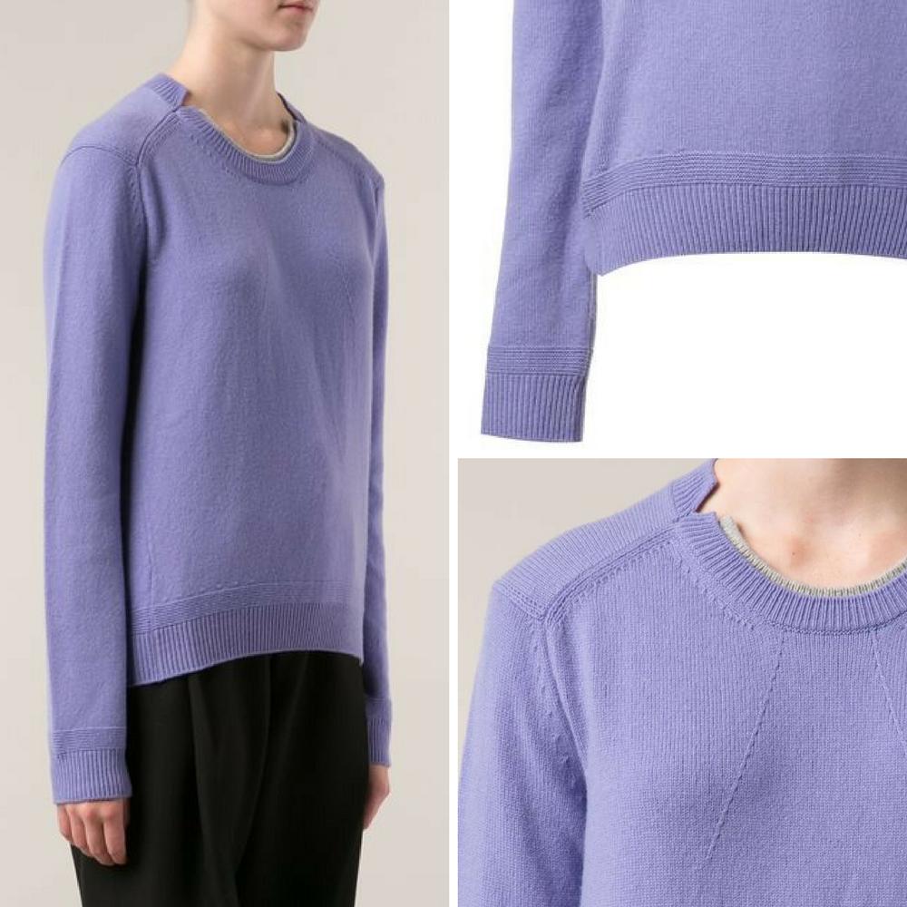 Sweater by  Jil Sander