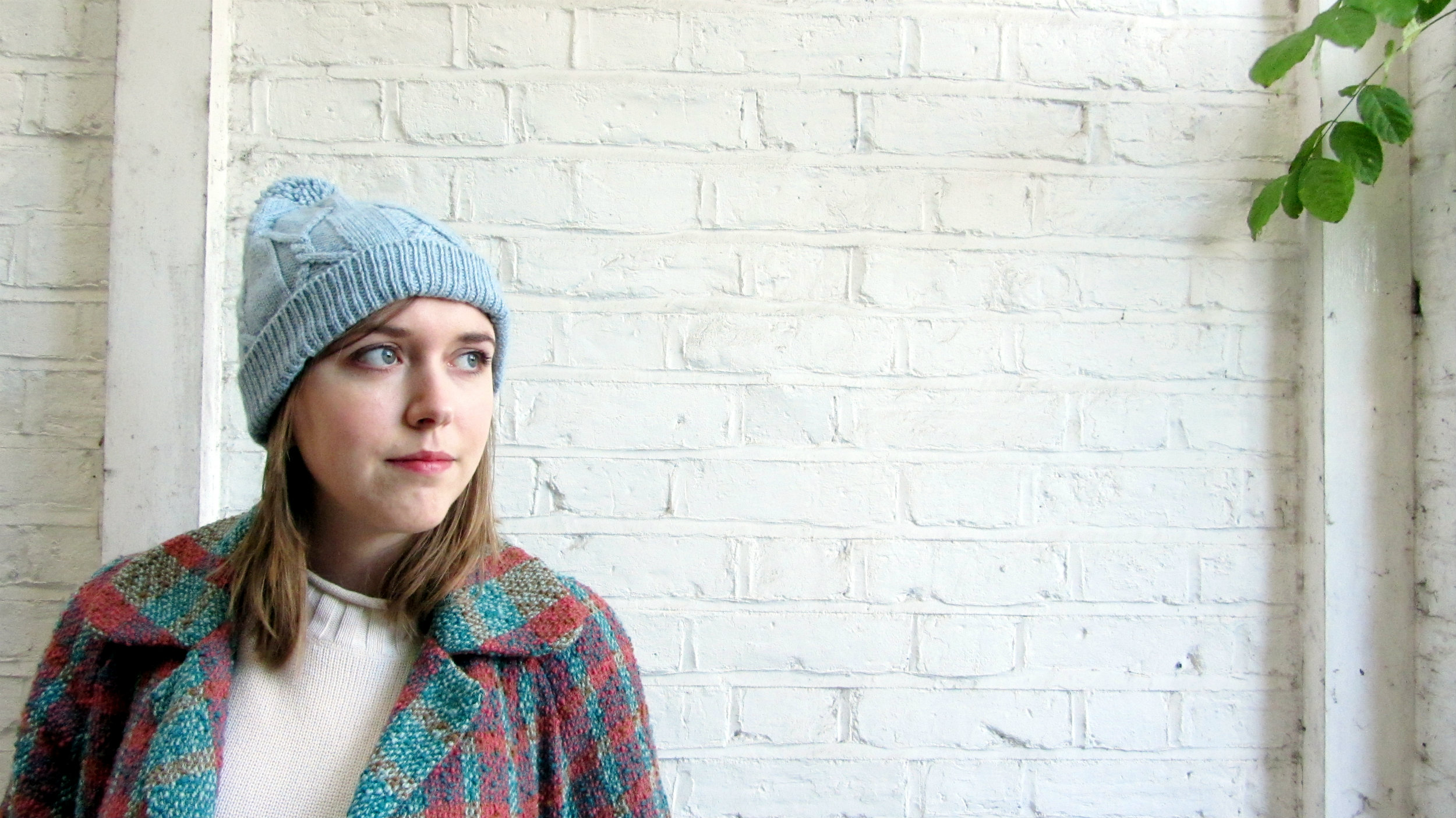 Free cabled Hat Pattern - Rilo