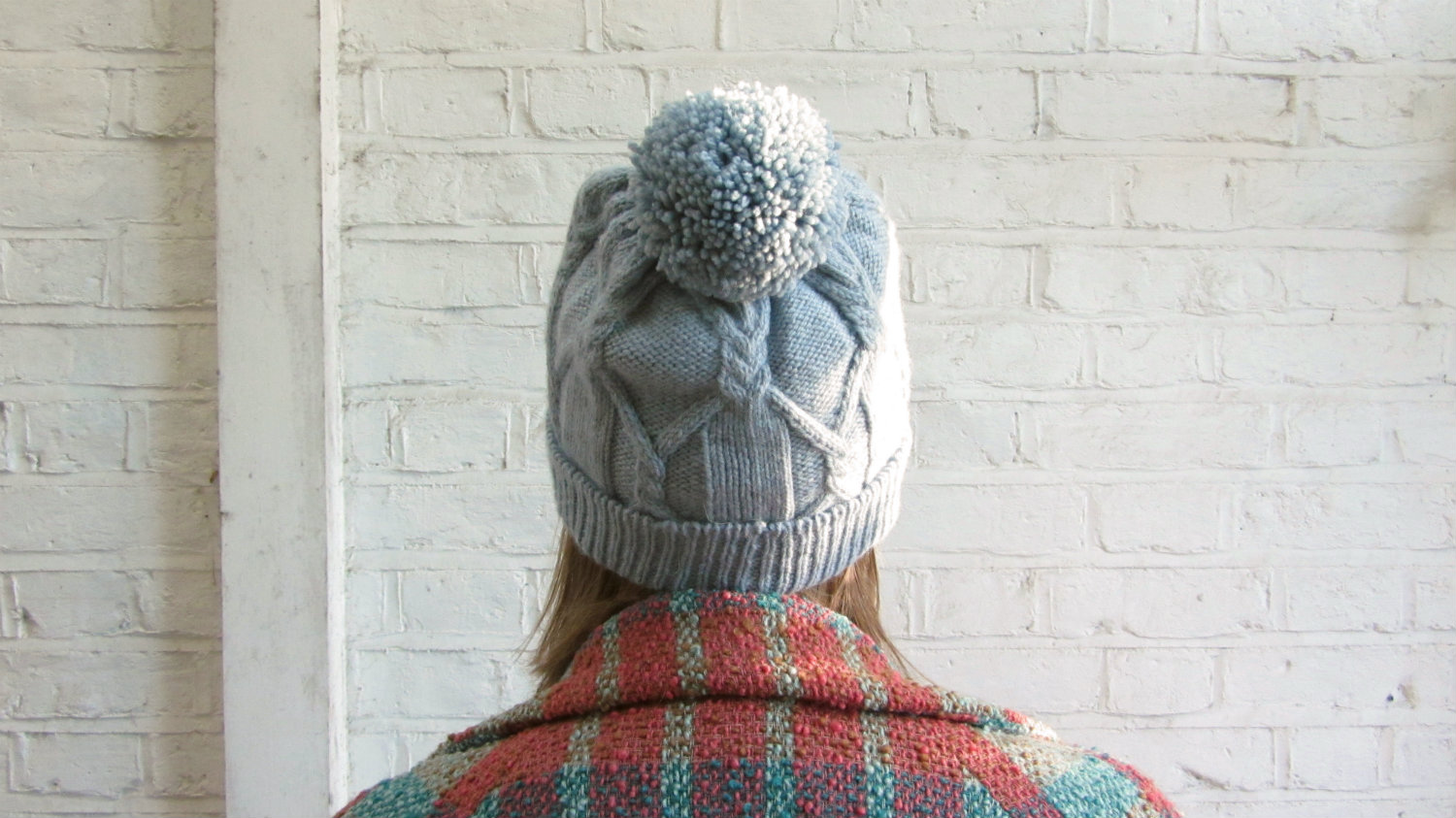 Travelling Cable Hat Pattern