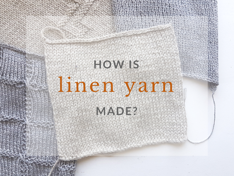 How is Linen Yarn Made?