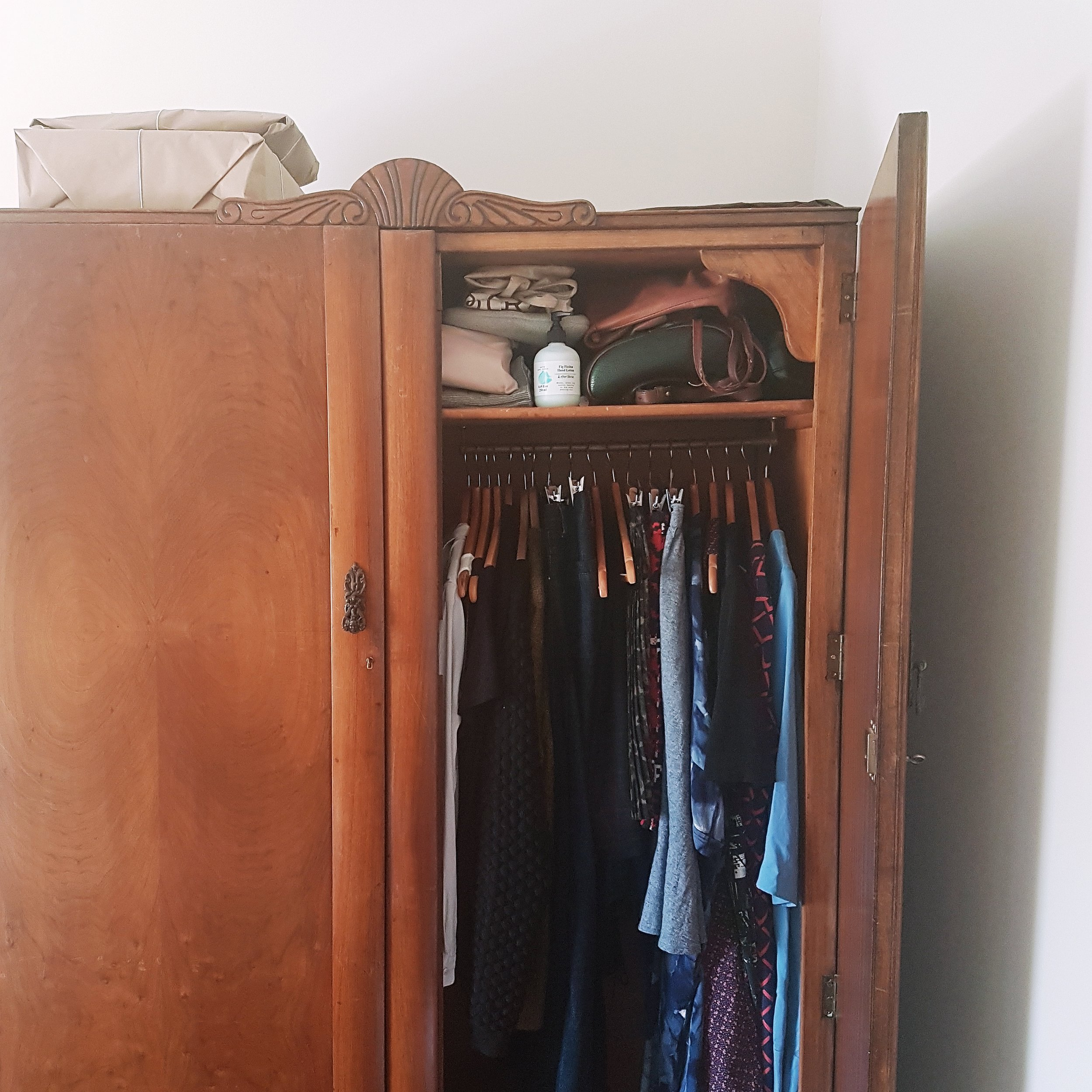 My wardrobe feels more cohesive than ever, now that I have narrowed down my personal style.