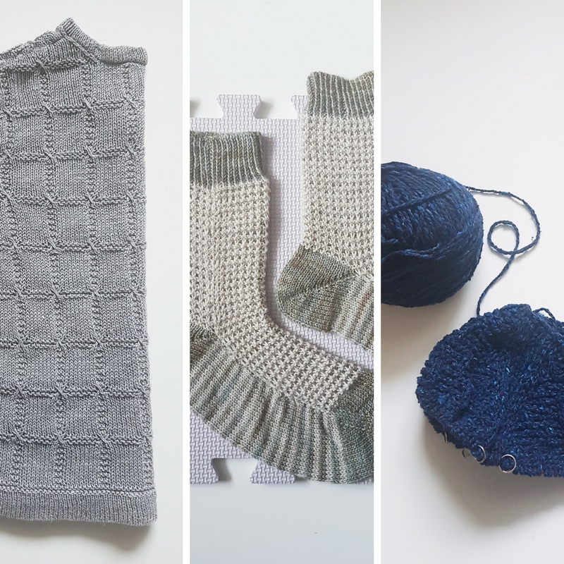 What Knitwear Design I'm Working On