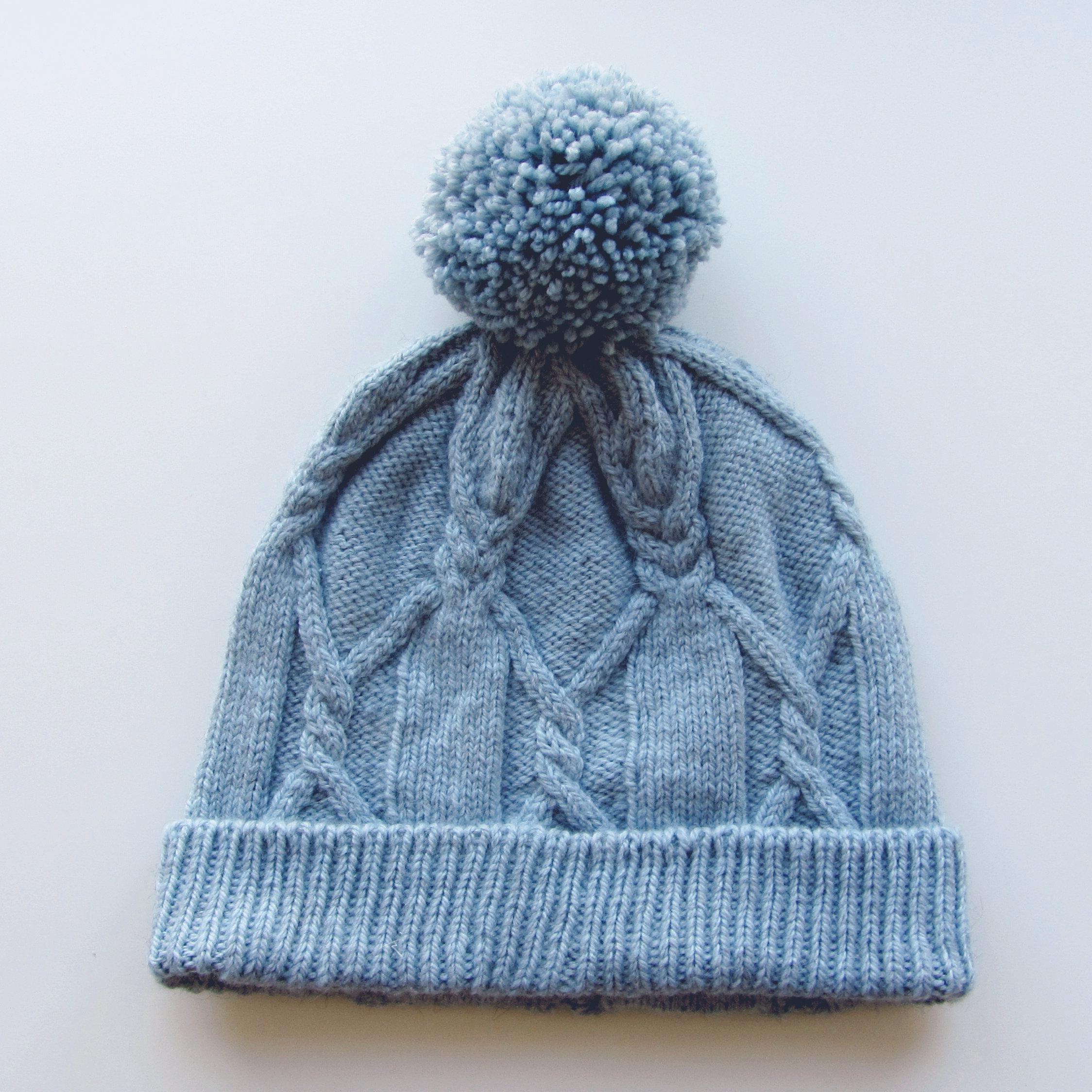 Free Knitting Pattern - Rilo Hat