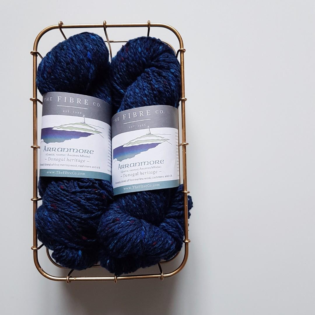 Choosing a yarn for a knitting pattern