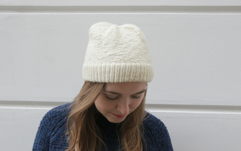 Bowman Hat by Clare Mountain