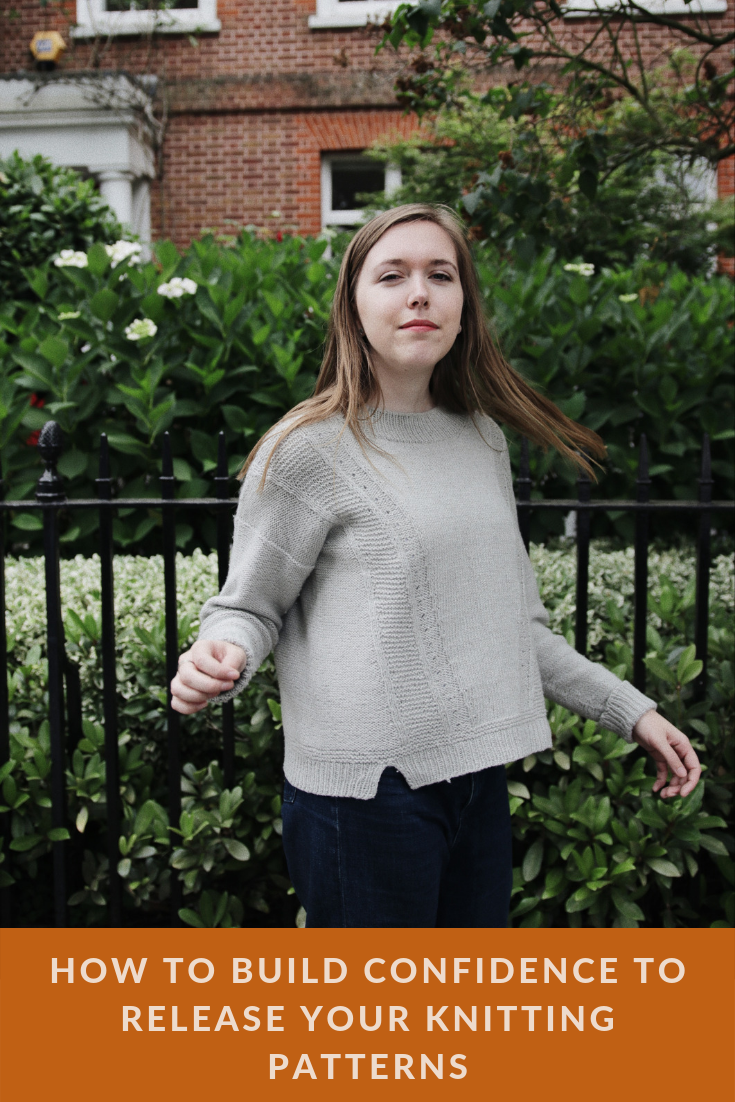 How to Build Confidence to Release Your Knitting Patterns