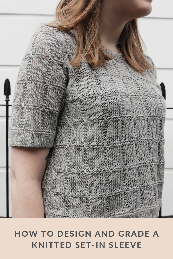How+to+Design+a+Knitted+Set In+Sleeve