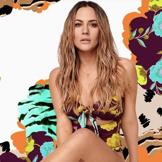 Back by popular demand, @carolineflack joins forces with @riverisland again for a second collaboration. This time we are looking at tiger and zebra prints in new colourways, mix & matched with florals and a lick of leopard print. For poolside chilling, find bikinis and swimsuits. Basically, this collection has you covered for your summer holidays. Pick a satin shirt tucked into staple denim shorts, or let your inner rock chick out and go for a slogan sleeveless tee. Check out our review. Link in bio. . . . . . #riverisland #carolineflack #summer #summerfashion #summerstyle #cool #london  #photooftheday  #photography #happy #authentic #urbanstyle #trend #styleoftheday #look #makeup #dublin #london #losangeles #sydney #newyork #paris
