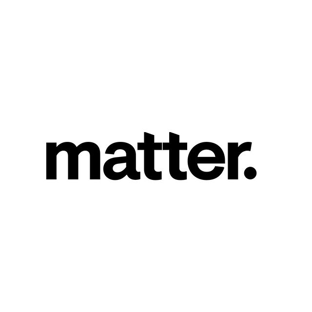 Something new launching in September. It's all about Matter . . . . . . #newmedia #fashion #beauty #video #travel #lux #blog #magazine #matter #aboutmatter #kerriew #laundrymagazine #launch #newlogo #launchparty #branding #hype #london