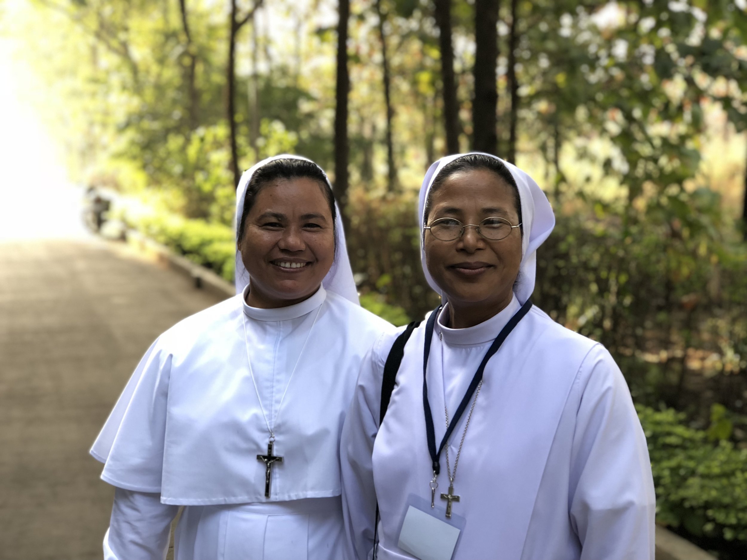 Religious Sisters from rural Assam: long-term, community-based work