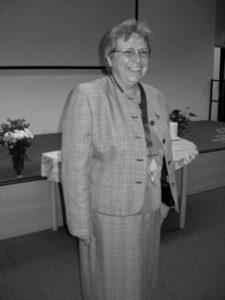 Sr Mary Kenefick