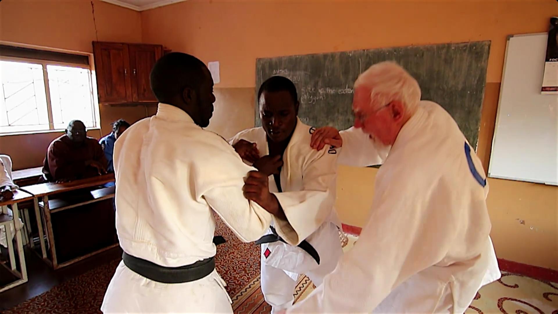 Fr Jude has taught generations of Zambians (credit: PaulMartin/MediaZones.net)