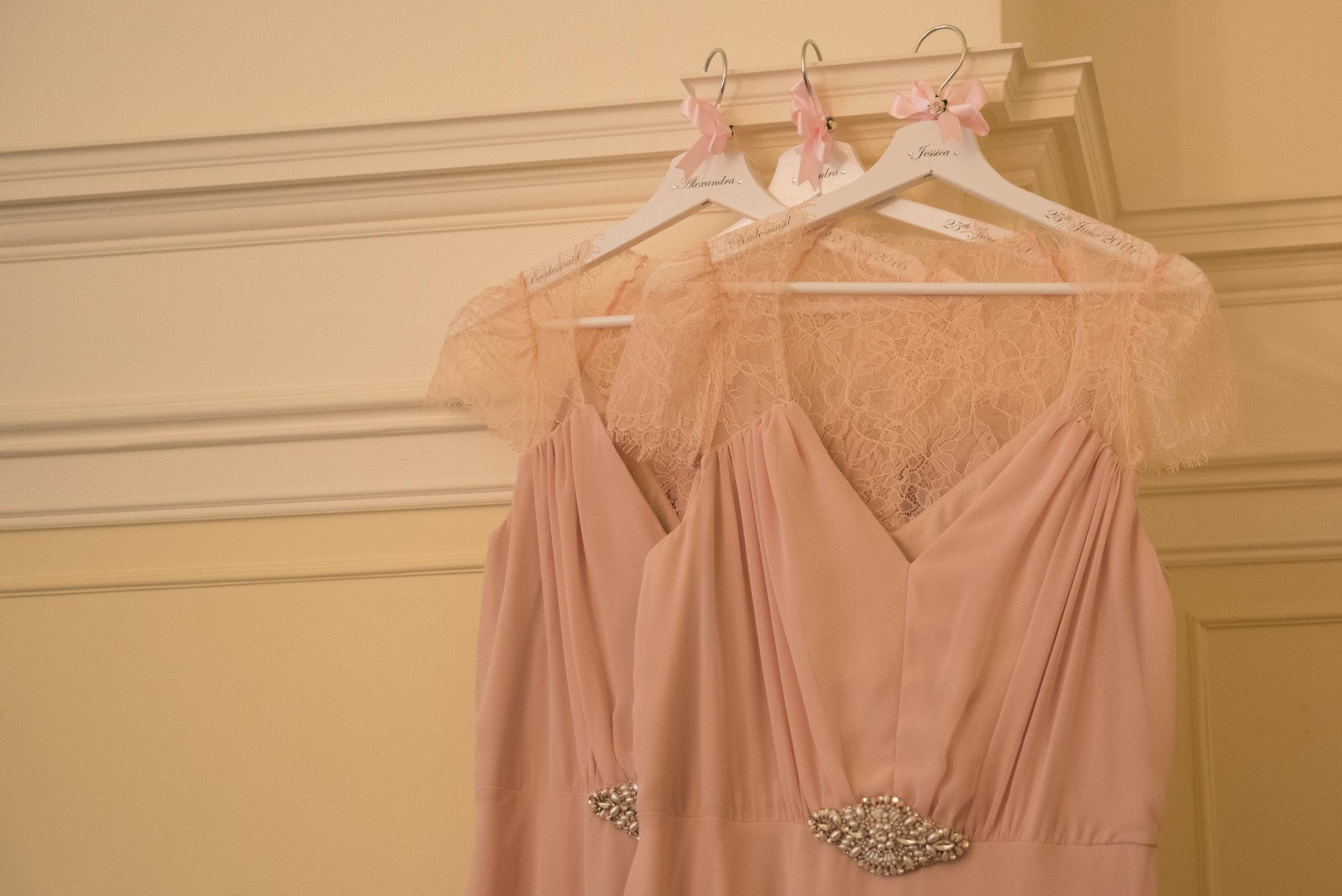 designer bridesmaids dress, Danesfield House wedding, Danesfield House wedding photographer, Danesfield House wedding photography