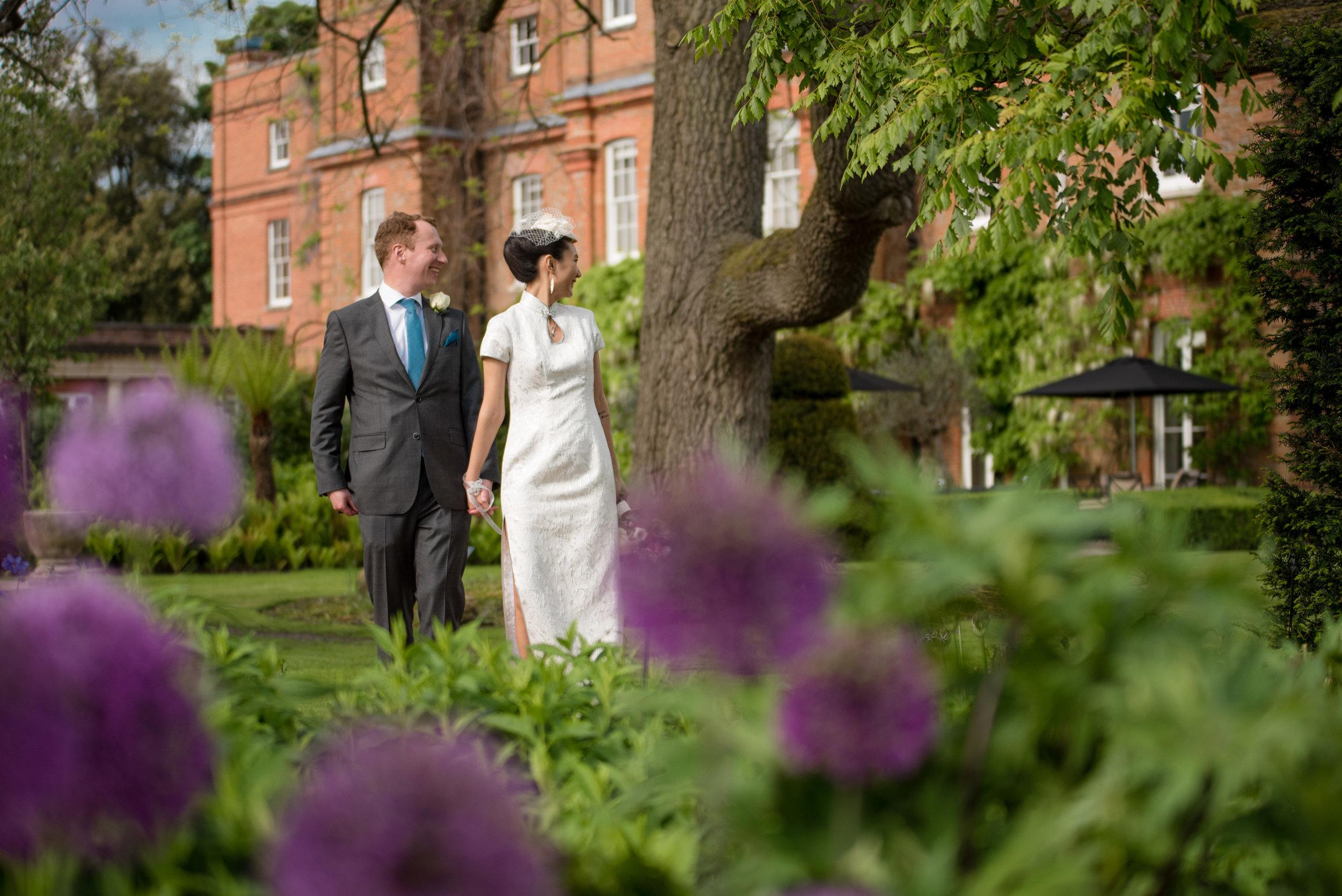 Asian wedding at The Grove Hotel Chandlers Cross Watford wedding