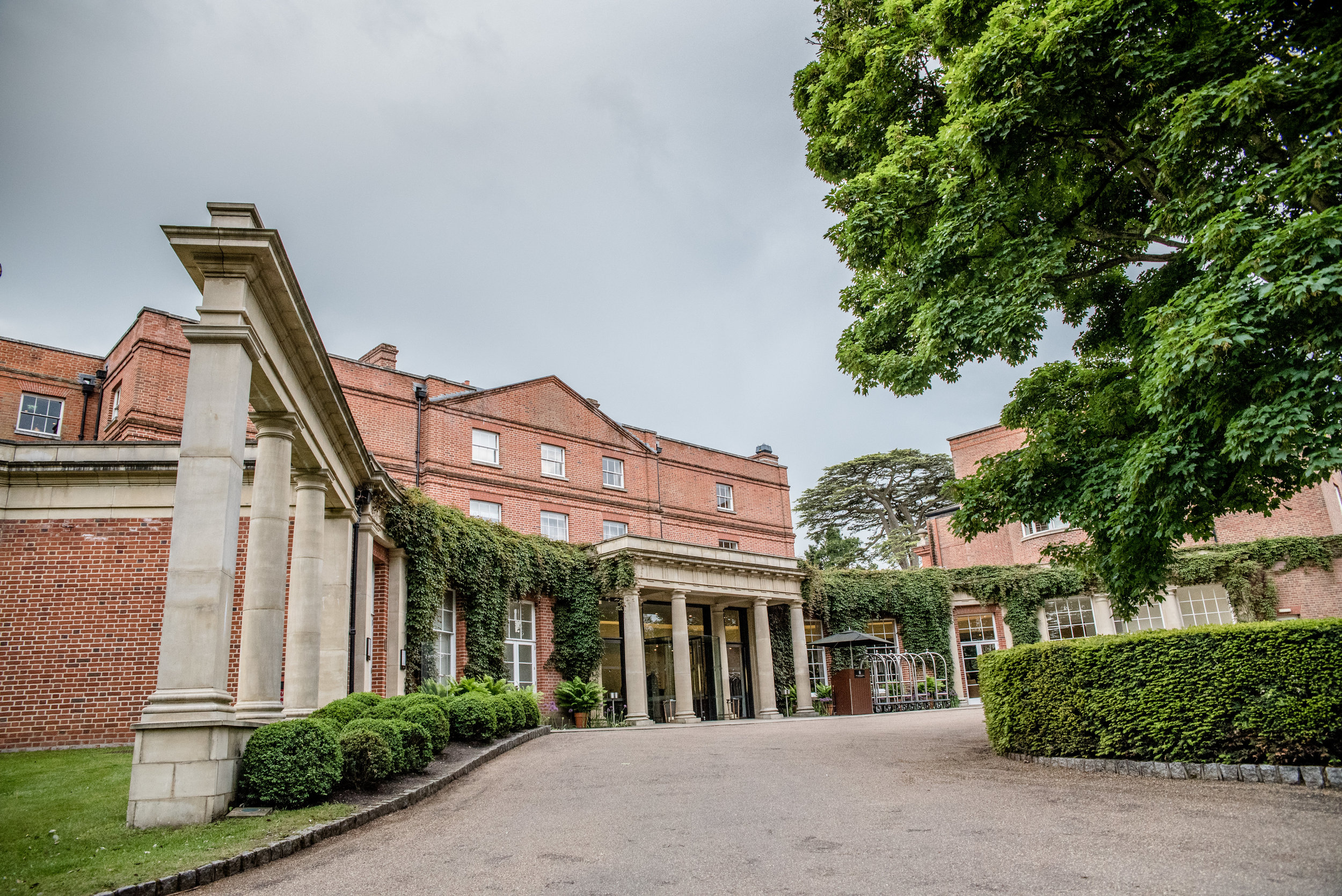 The Grove Hotel Chandlers Cross Watford