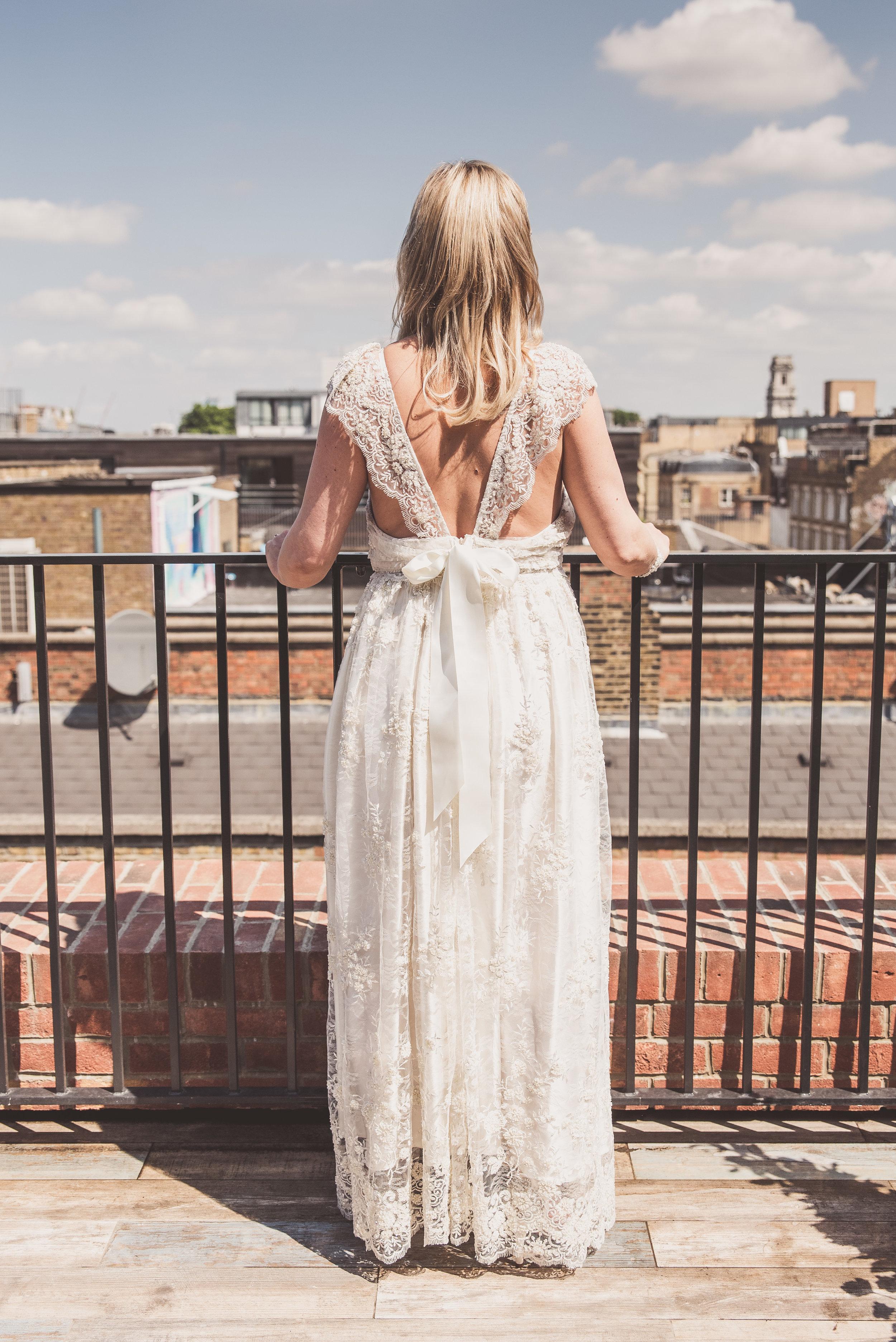 The Curtain, bridal wedding photography