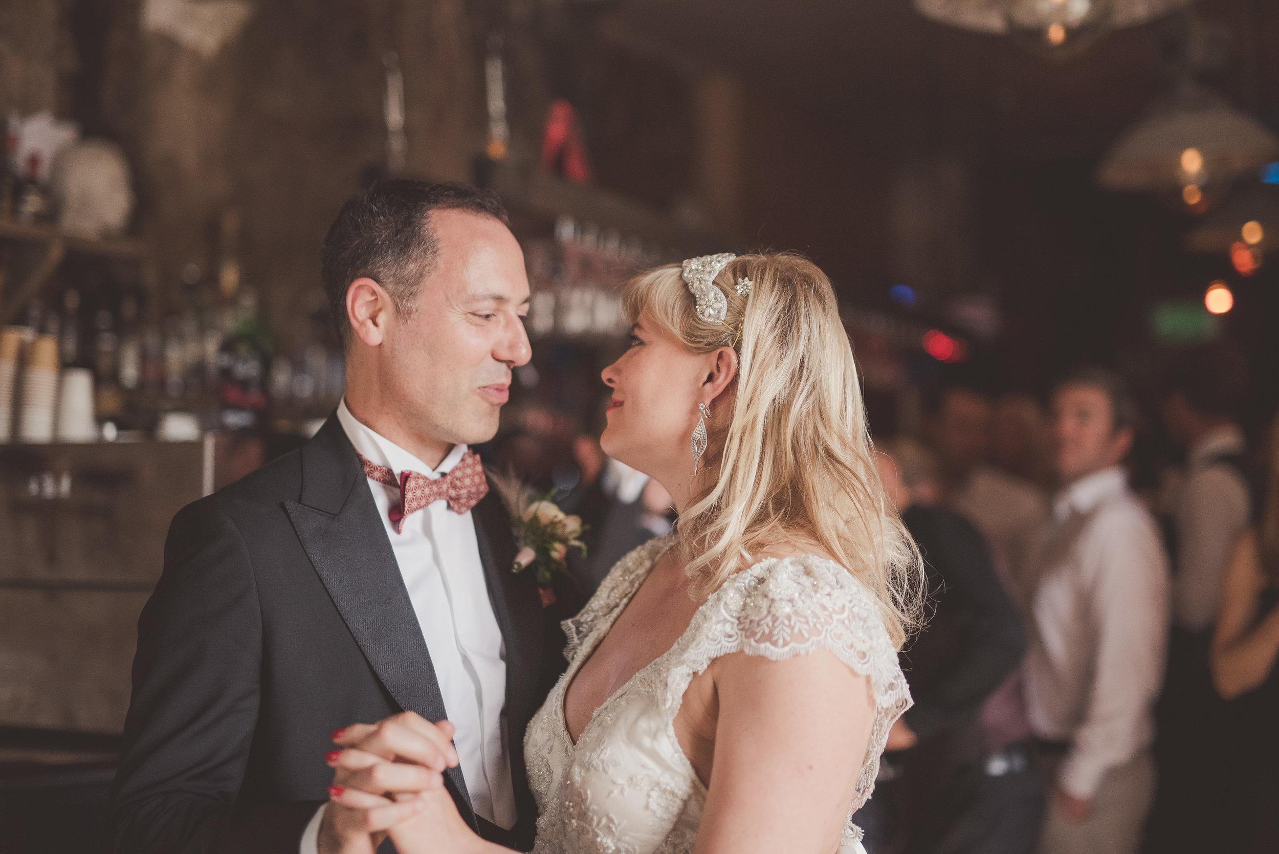 First dance. Wedding first dance.