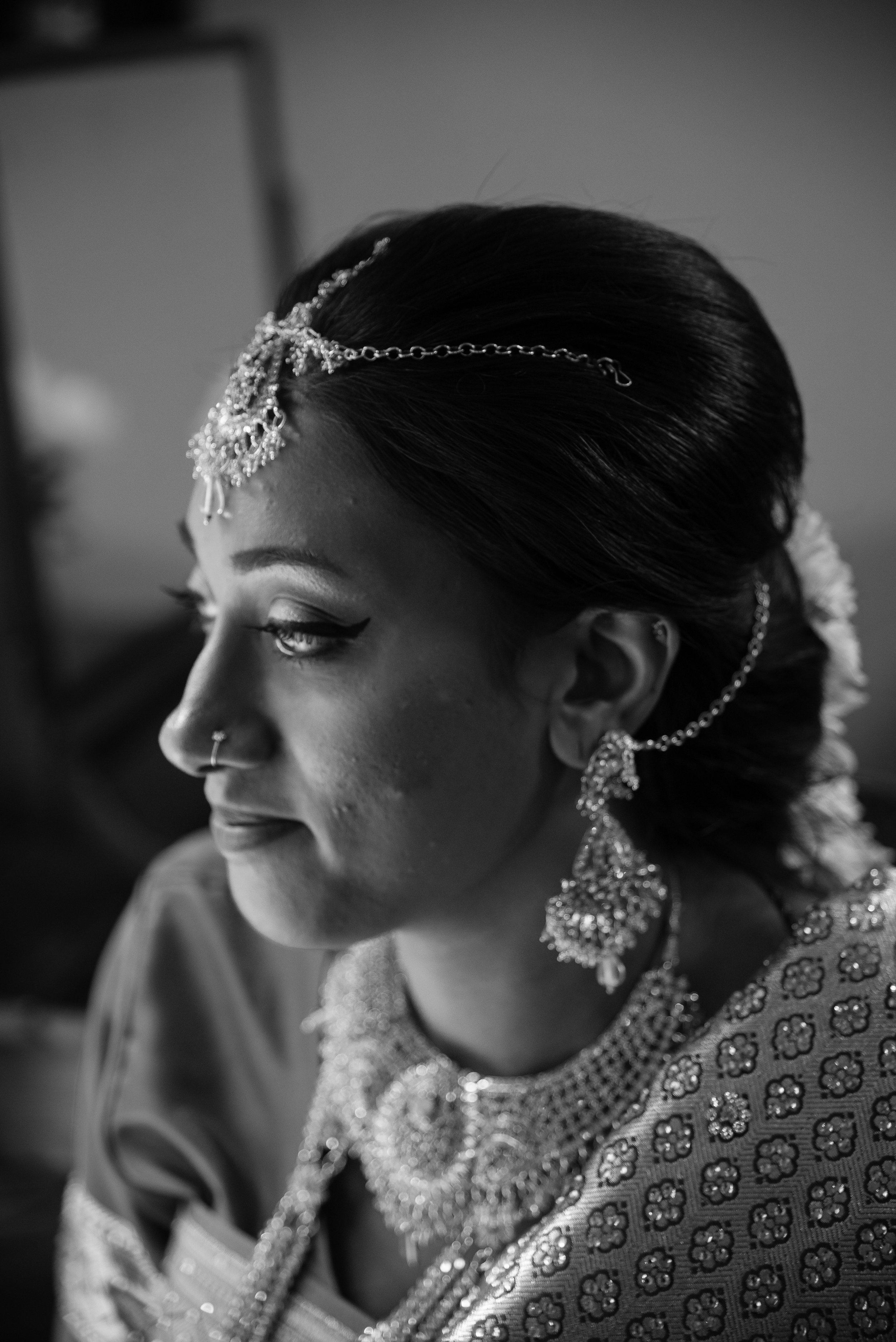 Hindu bridal photography