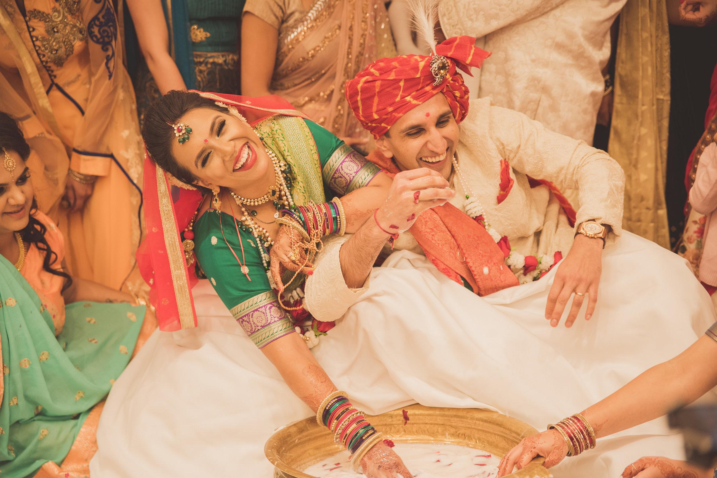 Kodakodi at Hindu wedding ceremony