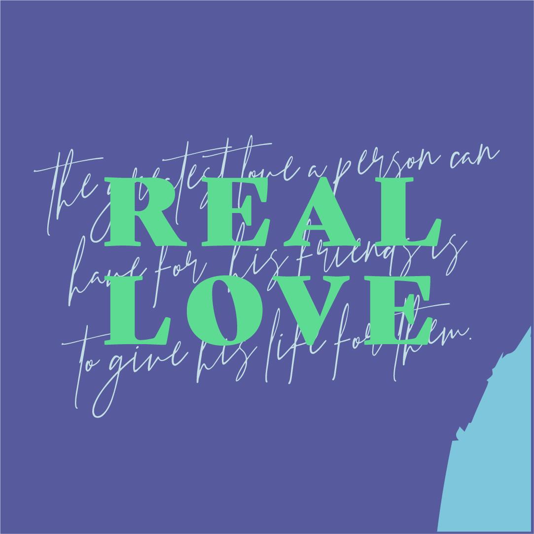 BLUE REAL LOVE SOCIAL