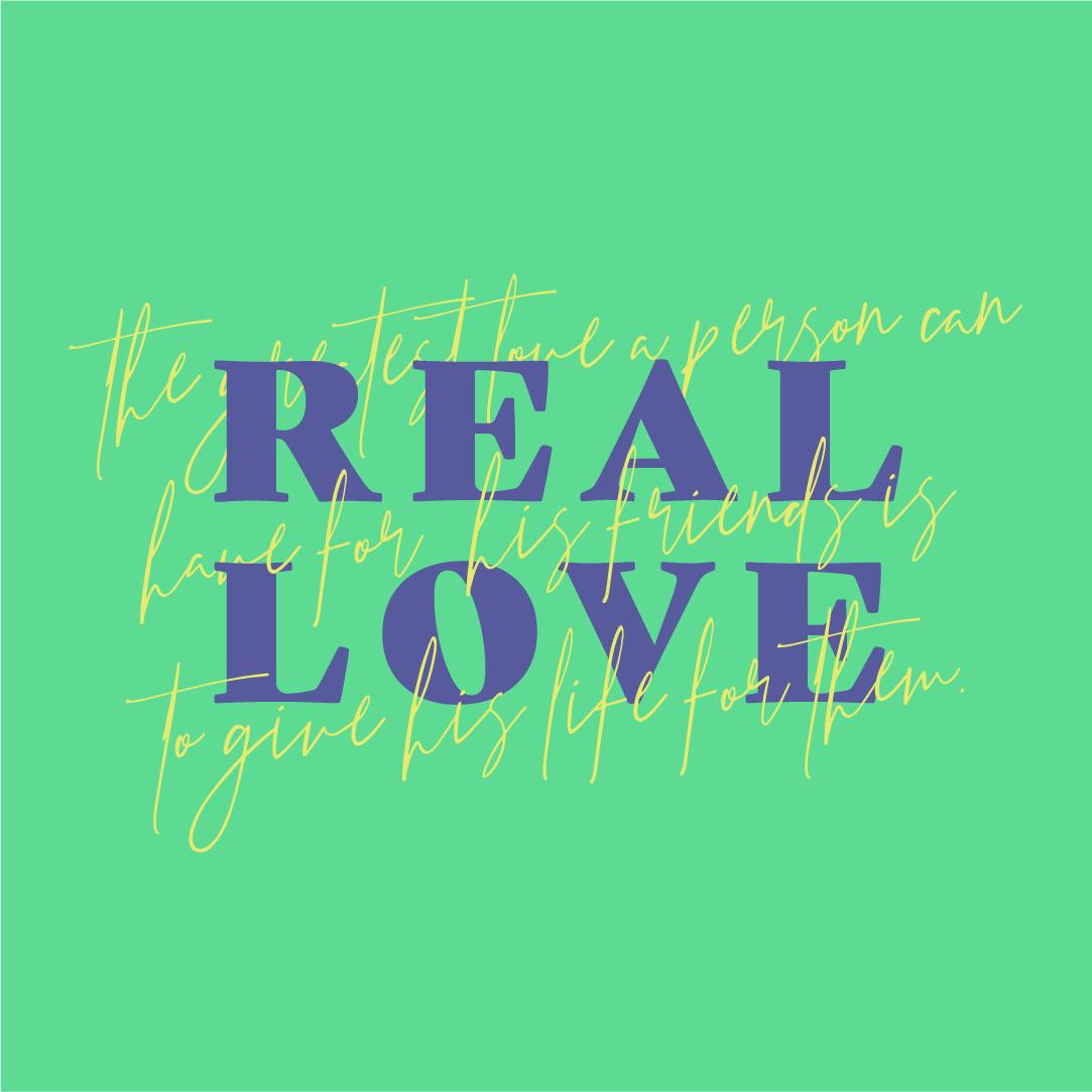 GREEN REAL LOVE SOCIAL