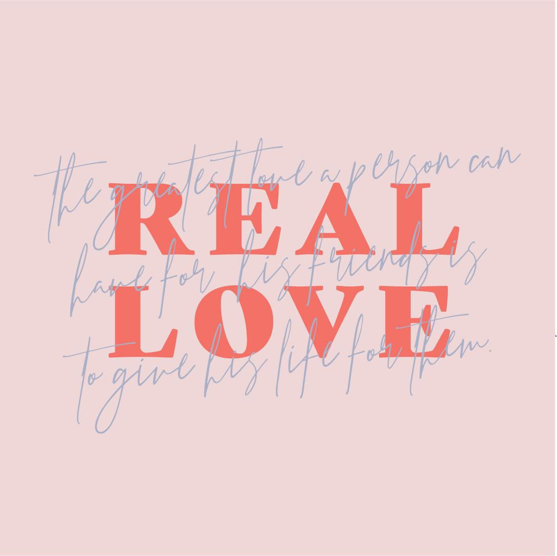 PINK REAL LOVE SOCIAL