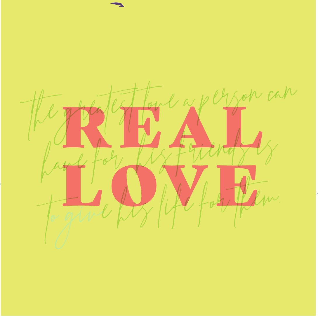 YELLOW REAL LOVE SOCIAL