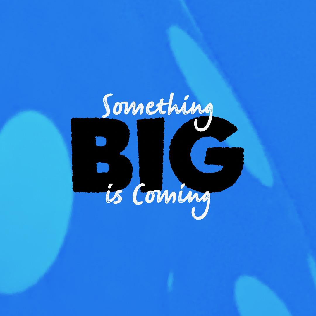Something Big Blue