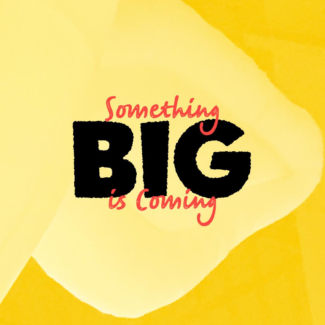 Something Big Yellow