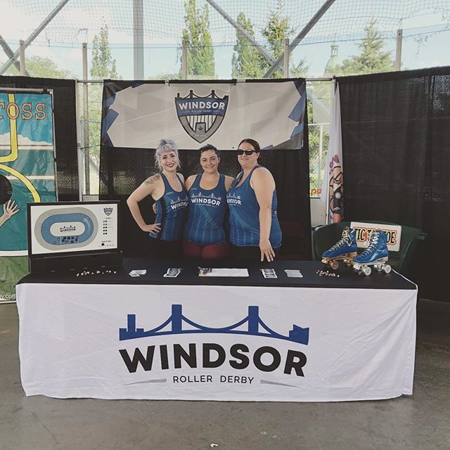 We've been appointed to flag bearers for this weekends @windsorexpress game! Come down to Lanspeary Park for the festivities! There's a Parents vs Kids camp, player meet and greet, music and tip off at 8pm!