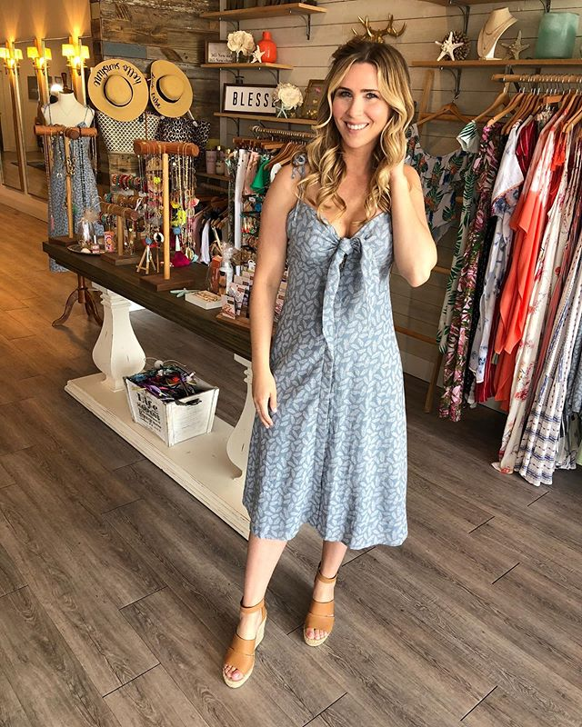 What are y'all doing for the long weekend? We think shopping at MyDry should be added to that list! We have so many new arrivals! #newarrivals #shoplocal #mydrystyle #jaxbeach #memorialdayweekend #ontrend