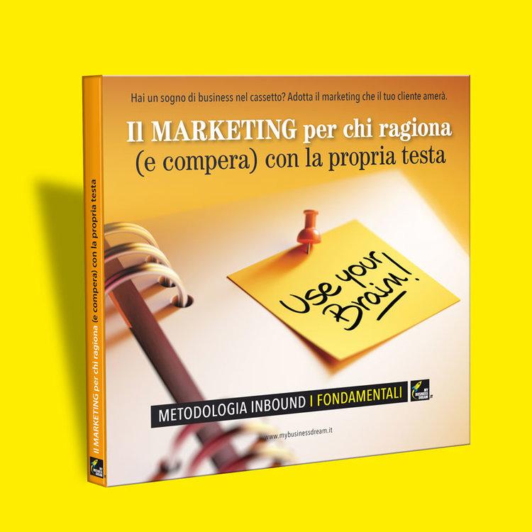 """""""Il Marketing per chi ragiona"""" ebook da scaricare gratuitamente"""