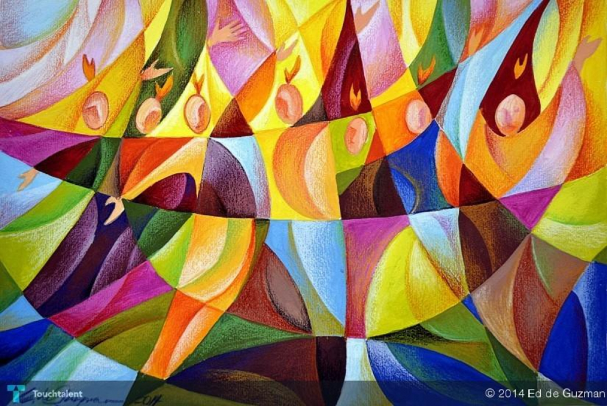 Pentecost Ed de Guzma