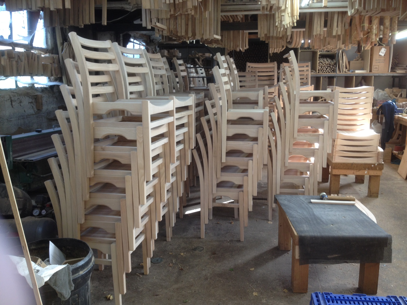 St Mary Magdalene Woodstock Chairs