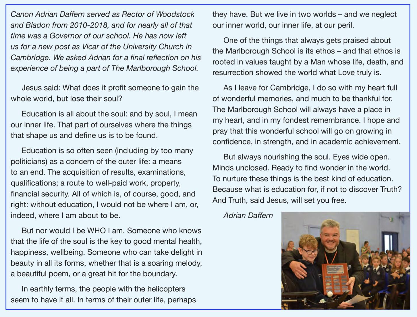 Adrian's final Marlborough School Newsletter.png