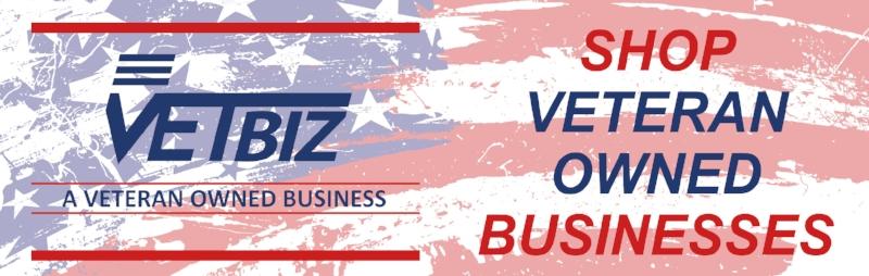 Bumper sticker veteran business owner