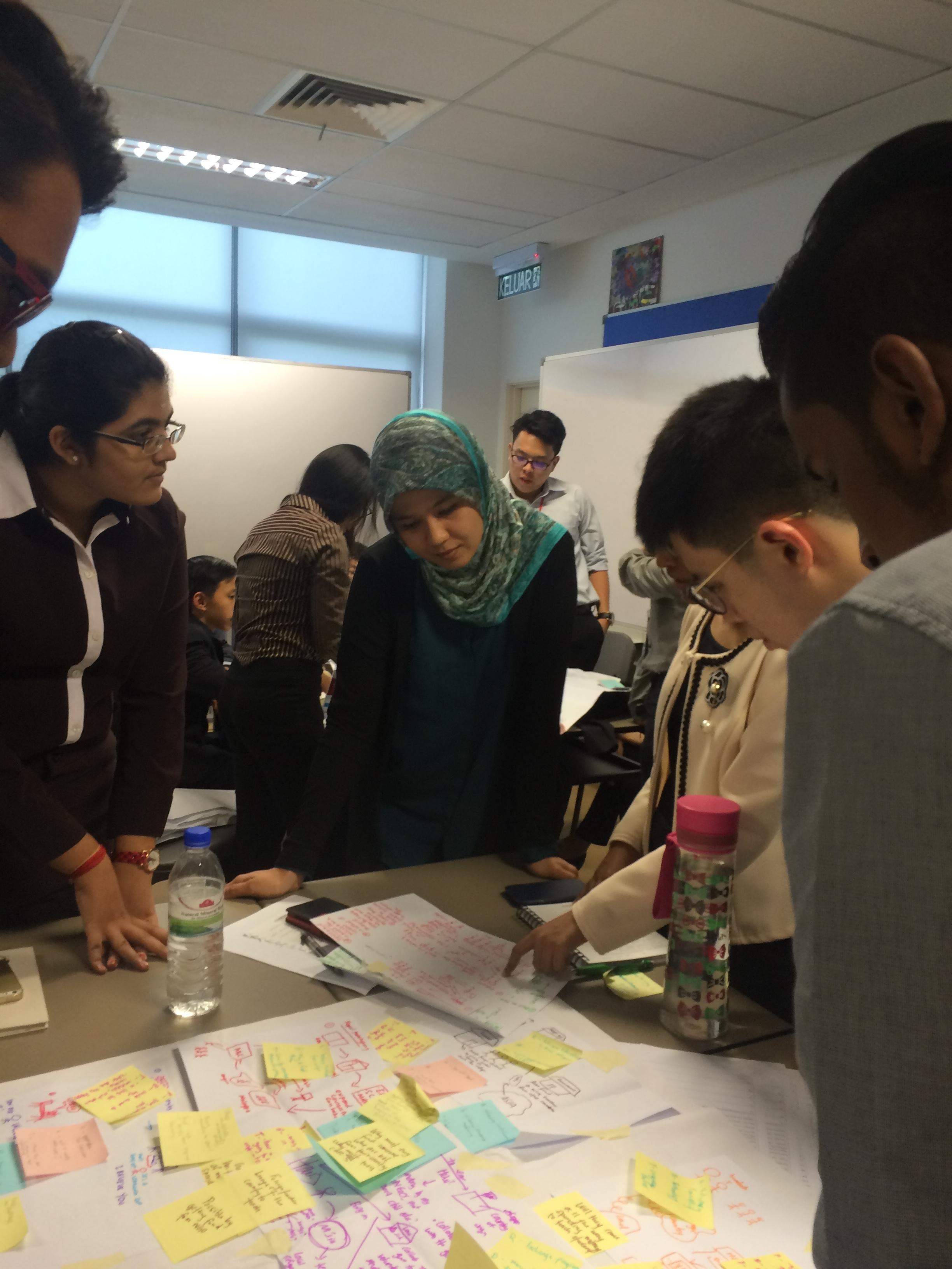 Malaysia:  Leadership Camp