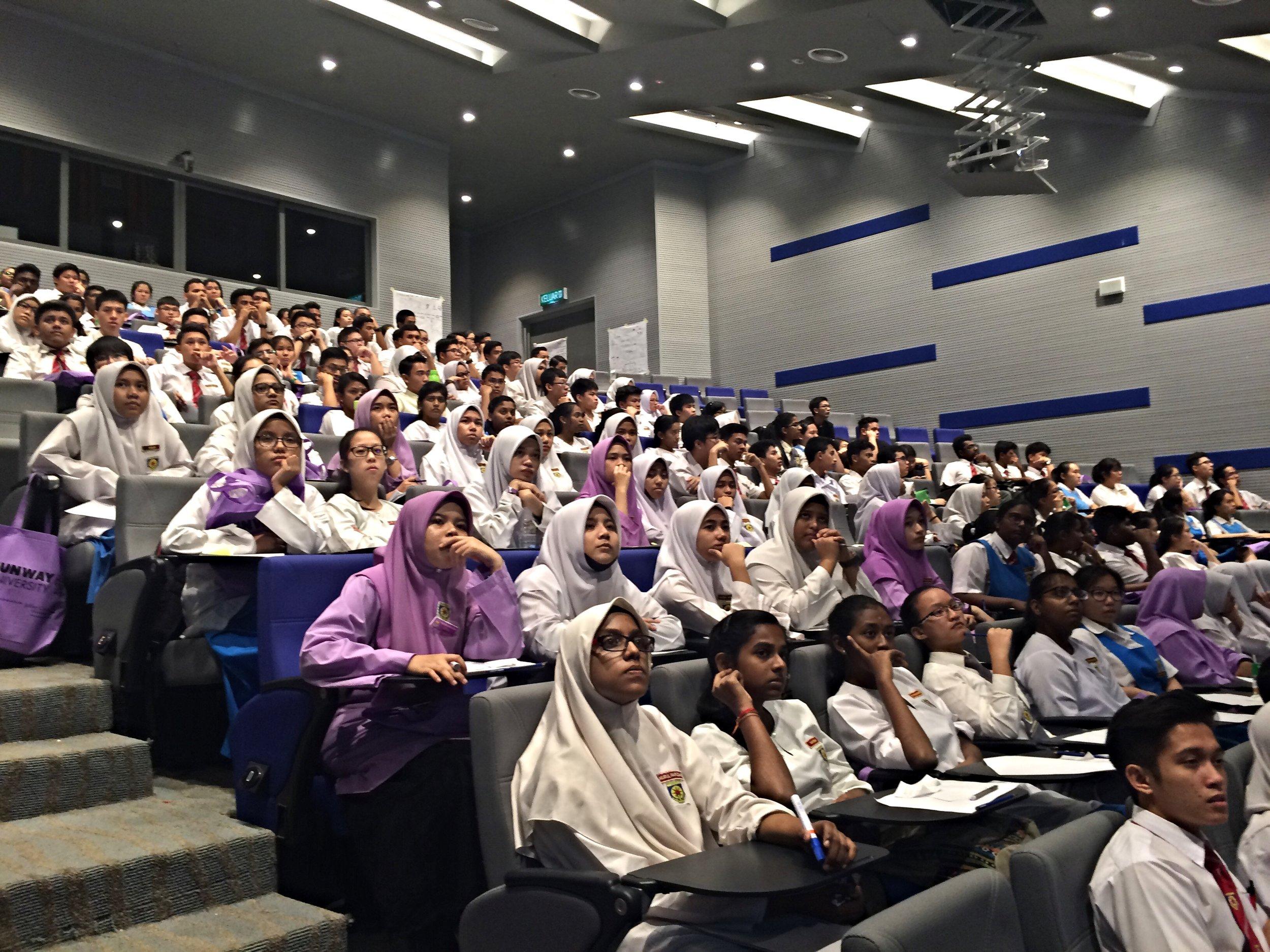 Malaysia:  Intro to Design Thinking