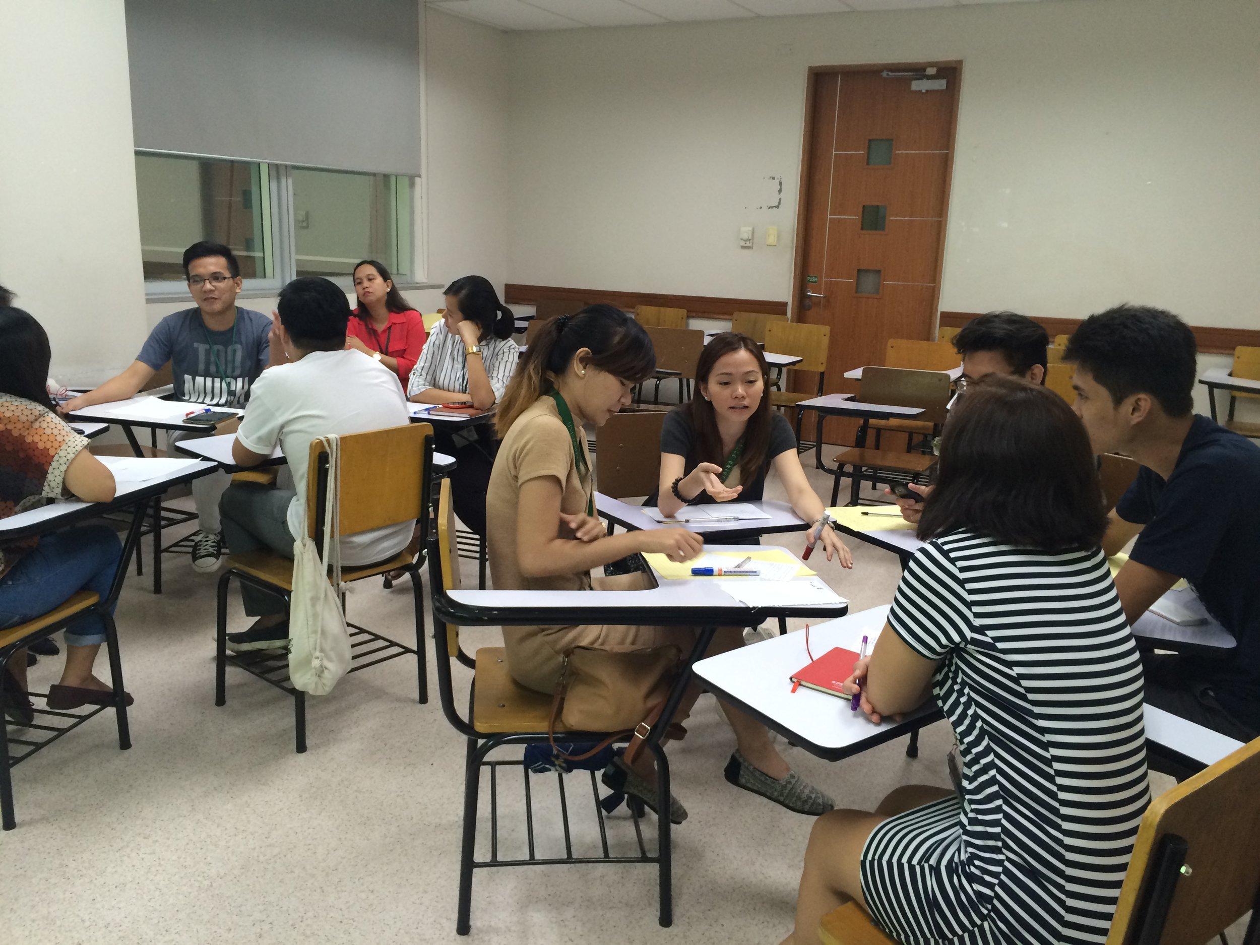 Philippines: Intro to Design Thinking