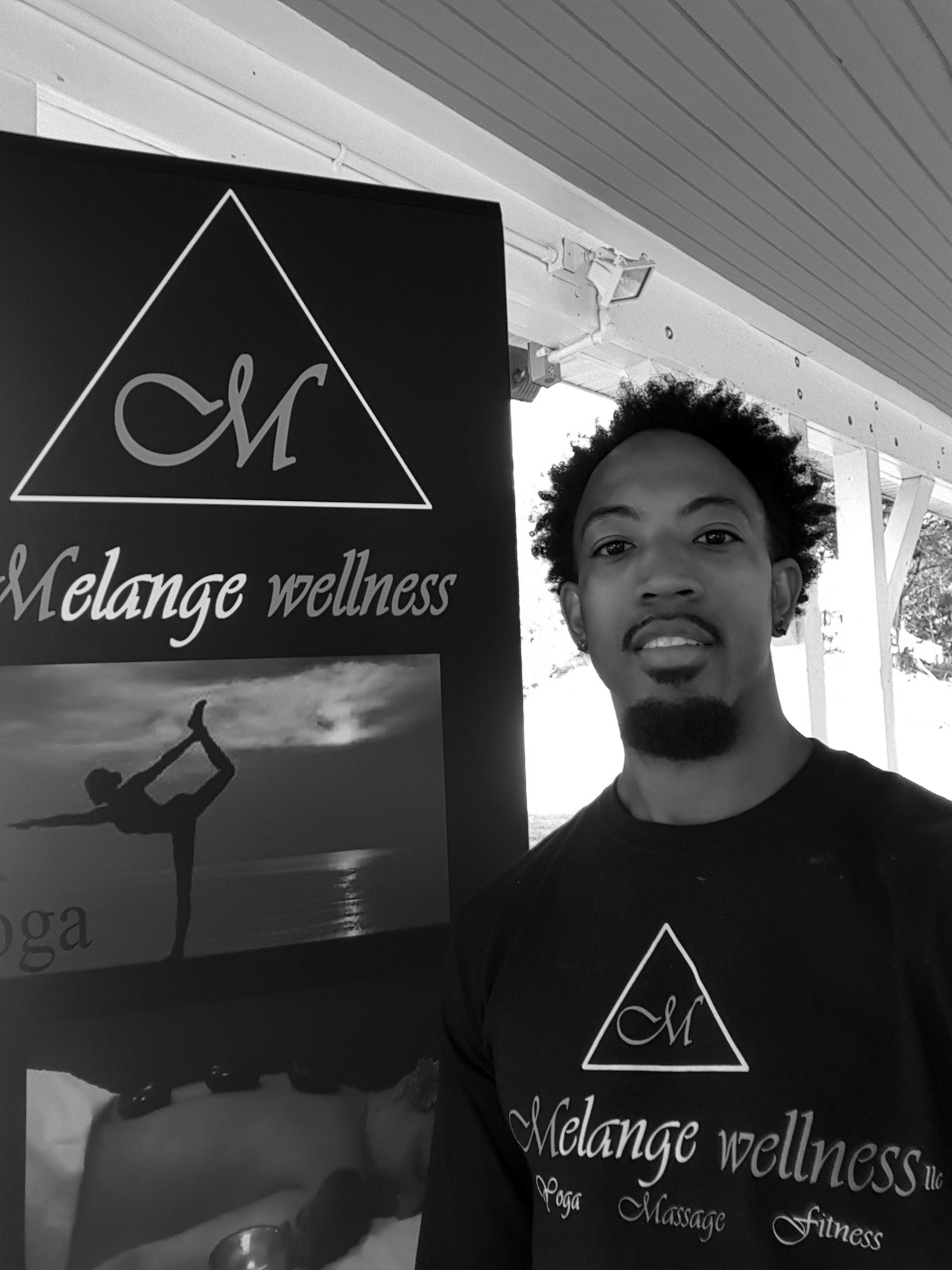 ROLAND SEWARD | Melange Wellness