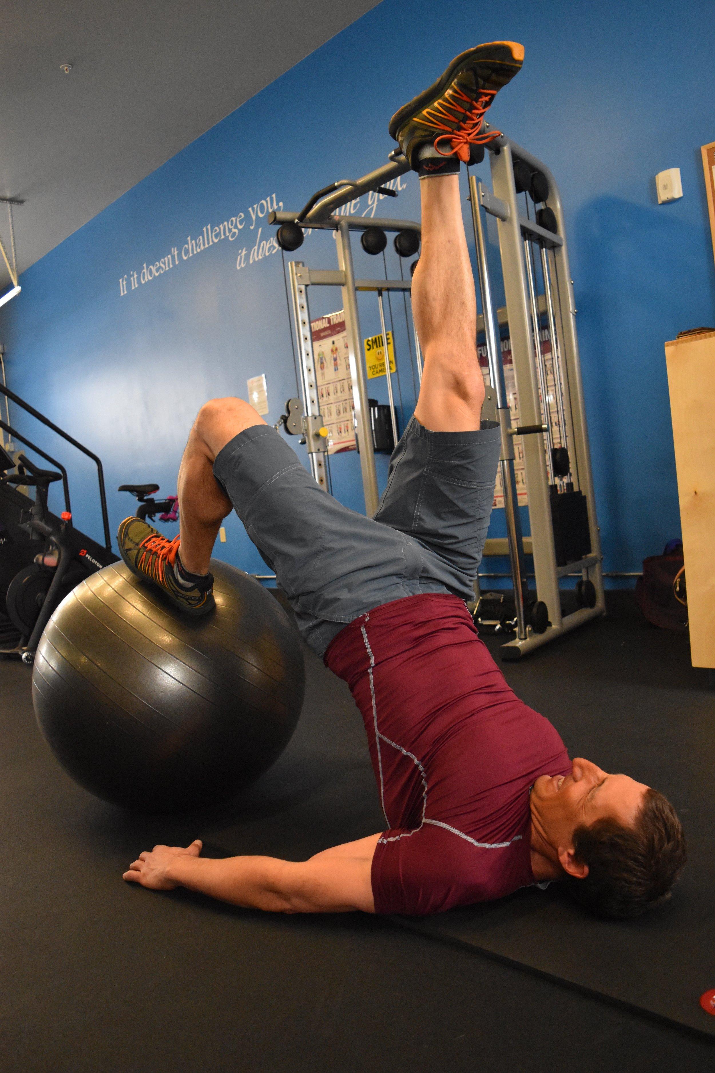 tim at gym