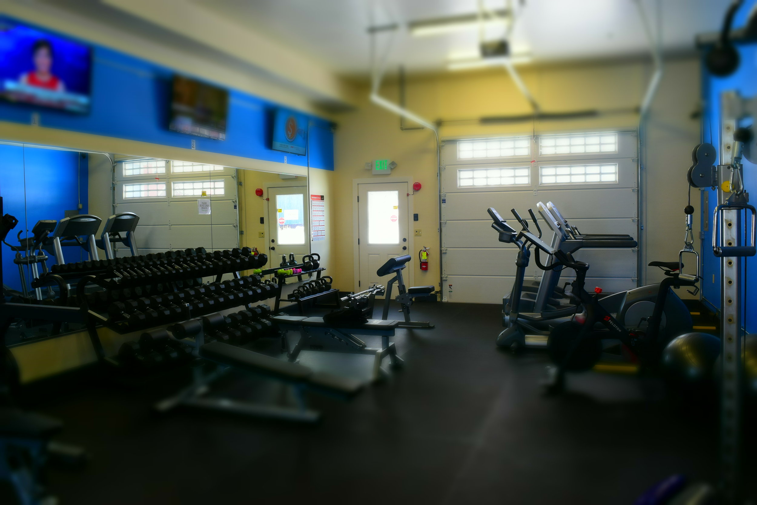gym fitness healthy workouts open gym key card access crested butte south colorado